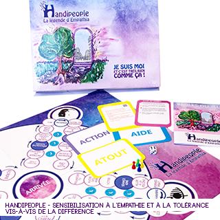 HANDIPEOPLE, la boîte